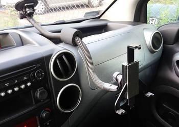Giętki uchwyt do szyby samochodowej 90cm na tablet telefon