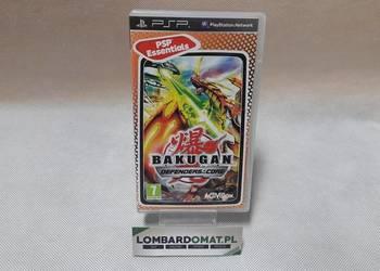 LOMBARDOMAT Gra PSP Bakugan Deffenders Core 1065/15