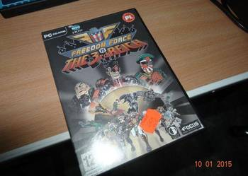 FREEDOM FORCE GRA NA PC