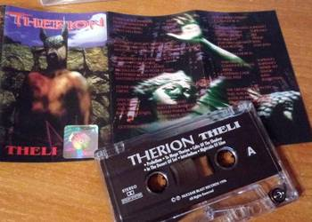 Therion – Theli , heavy metal - na kasecie magnetofonowej