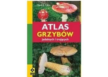 Atlas grzybów jadalnych i trujących - Laux /fa