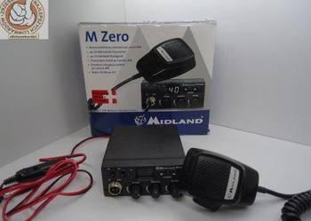 Sprzedam RADIO CB - MIDLAND M ZERO + ANTENA
