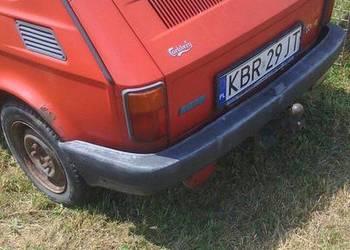 Fiat 126 i inne części do maluszka
