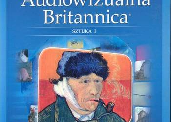 Encyklopedia audiowizualna Britannica - Sztuka 1 + DVD
