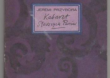 (7493) KABARET STARSZYCH PANÓW – JEREMI PRZYBORA