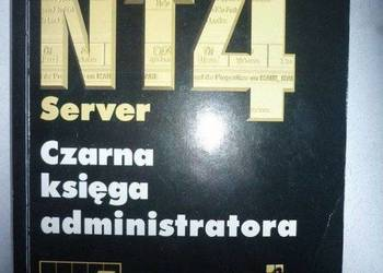CZARNA KSIEGA ADMINISTRATORA WINDOWS NT 4