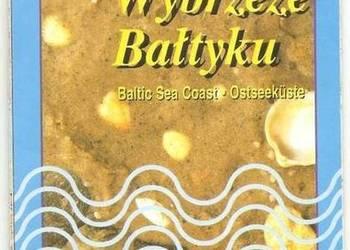 Mapa Wakacyjna Wybrzeże Bałtyku
