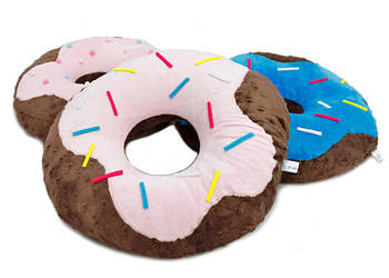 Poduszka DONUT ozdobna dekoracyjna handmade