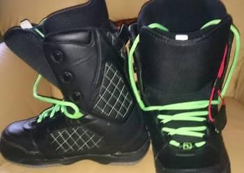 Buty snowboardowe Deluxe używane 2 tygodnie