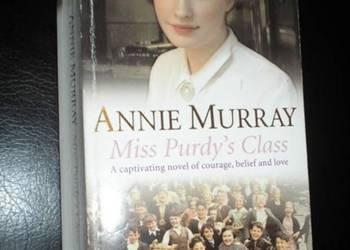 Annie Murray Miss Purdy's Class w oryginale po angielsku