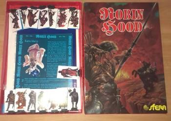 gra planszowa Robin Hood