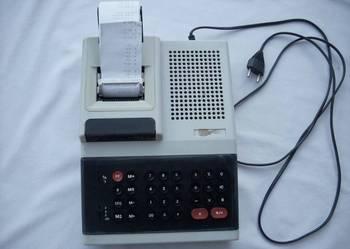ELKA Kalkulator biurowy elektryczny z drukarką