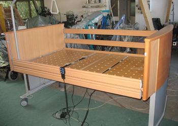 Łóżko rehabilitacyjne dla otyłych Adi.lec 280  do 250 kg !