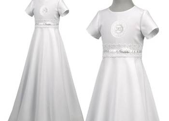 b8c4b1c22e Nowa sukienka komunijna nowe sukienki komunijne Marta29BI