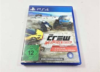 GRA NA PS4 THE CREW WILD RUN EDITION