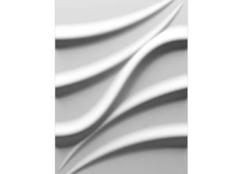 Panel gipsowy 3D - TIDE