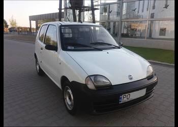 Fiat Seicento I wł!Zadbany Technicznie i Wizualnie!2004rok!