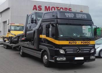 Autolaweta, Transport Samochodów, Maszyn Warszawa Mińsk Mazo