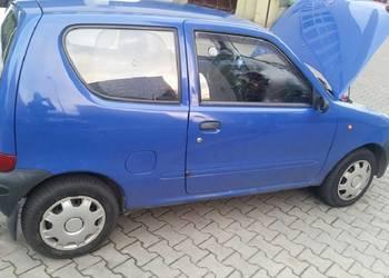 Sprzedam FIAT SEICENTO 1999 889cm3