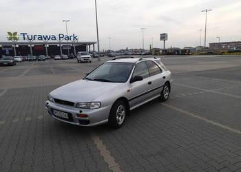 Subaru Impreza 2,0 115 KM dobra blacharsko