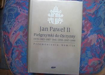 JAN PAWEŁII,pIELGRZYMKI DO OJCZYZNY 1979-1999