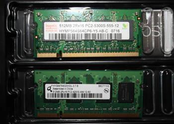 HYNIX SO-DIMM DDR2 1GB do laptopa