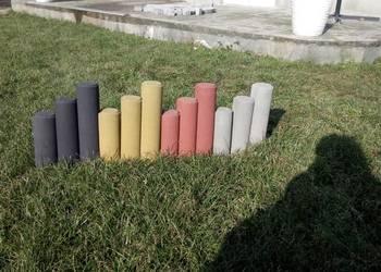 Okazja!! kostka palisada ring betonowa okrągła różne wymiary