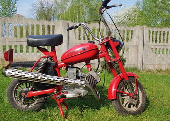 Romet motorynka (wsk, shl, wfm)
