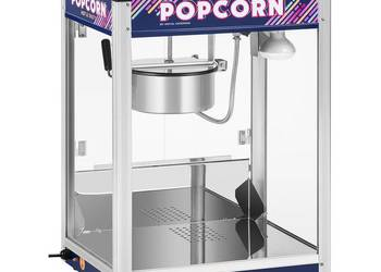 Maszyna do popcornu 5kg/h uchylna szuflada
