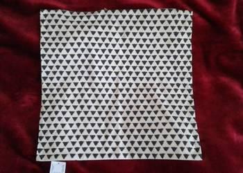 Poszewka dekoracyjna 50x50cm, bawełna