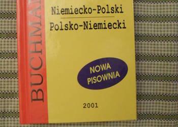 Słownik Niemiecko-Polski Polsko-Niemiecki - praca zbiorowa