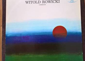 Płyta Winylowa  Witold Rowicki Tchaikovsky-Symphony No.5in