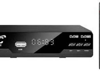 TUNER DVB-T-2 TV LTC HD402