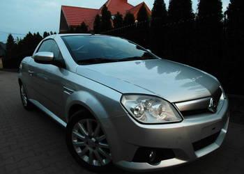 Tigra Kabriolet 1.4 benzyna klima skóra Warszawa