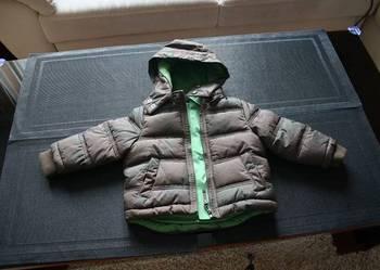 Kurtka zimowa NEXT dla chłopca- 12 m-cy