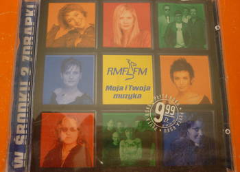 Płyta CD RMF FM Kowalska Perfect Varius Manx De Mono Górniak