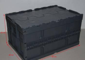 skrzynka skrzynki pojemnik transportowy, składane