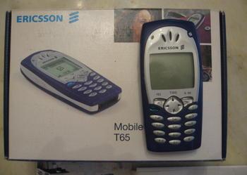 Do sprzedania Sony Ericsson T 65 /+gratis 59zl