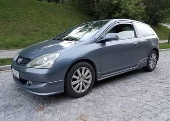Honda Civic Sport VII generacja 1.7 CTDi 101 KM