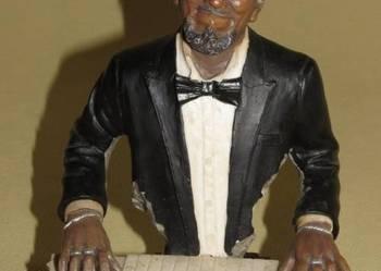 Pianista Figura dekoracyjno - ozdobna