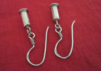 kolczyki bolce srebrne pr. 925 na beads np.: APART, PANDORA