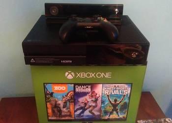 Xbox One 500gb + Kinect + Gry GTA 5, TEKKEN 7 -GWARANCJA2019