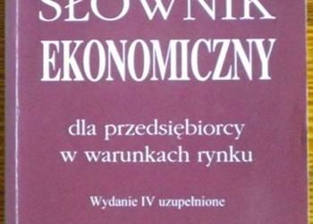 Słownik ekonomiczny dla przedsiębiorcy