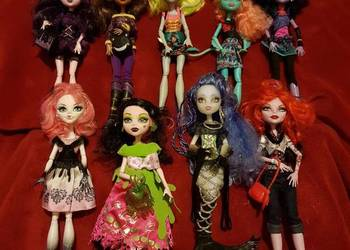 Zestaw monster High