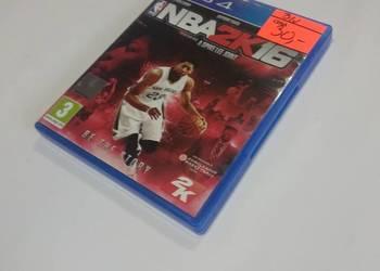 NBA 2K16 PS4 Używana! Okazja! Wejherowo!