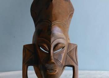 Maska z kongo Afryka