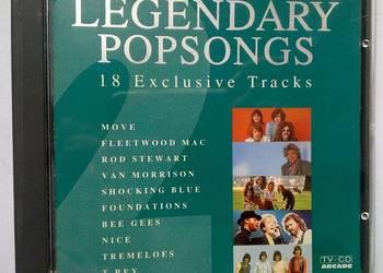 Legendary Popsongs. Płyta CD.