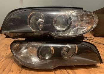 klosz lampy bmw e46 coupe lift