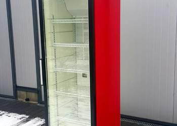 Szafa chłodnicza witryna lodówka regał 60cm.HELKAMA Dostawa