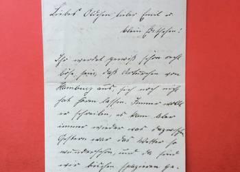 ( 751 ) List Niemiecki